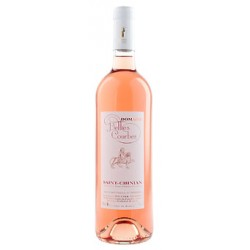 Domaine Belles Courbes Tradition 2014 St. Chinian Rosado