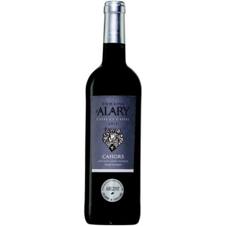 Domaine d'alary 2014 Cahors Malbec Rouge