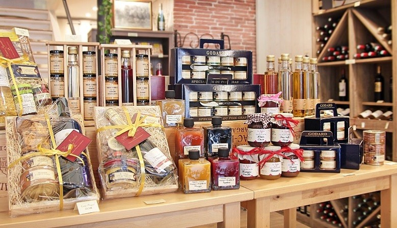 Maison Puyvalin Productos franceses gourmet