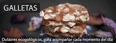 galletas ecológicas